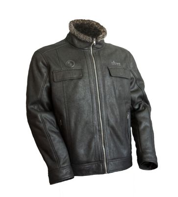 My Core Control Heated Bomber Jacket M - Black - My Core Control Men's Apparel