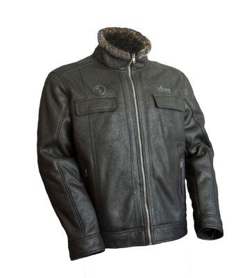 My Core Control Heated Bomber Jacket XL - Black - My Core Control Men's Apparel