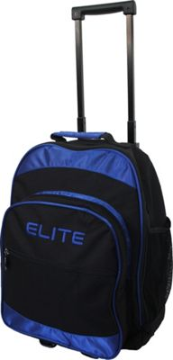 Elite Bowling Elite Ace Single Roller Blue/Black - Elite Bowling Bowling Bags