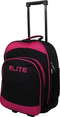 Elite Bowling Elite Ace Single Roller Pink/Black - Elite Bowling Bowling Bags
