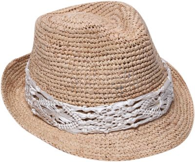 Physician Endorsed Malia Hat One Size - Natural/White Tweed - Physician Endorsed Hats/Gloves/Scarves
