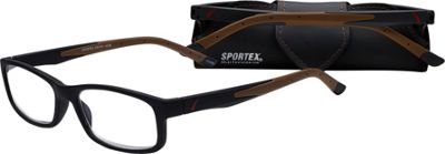 Select-A-Vision SportexAR Reading Glasses +1.25 - Brown-DISC - Select-A-Vision Sunglasses