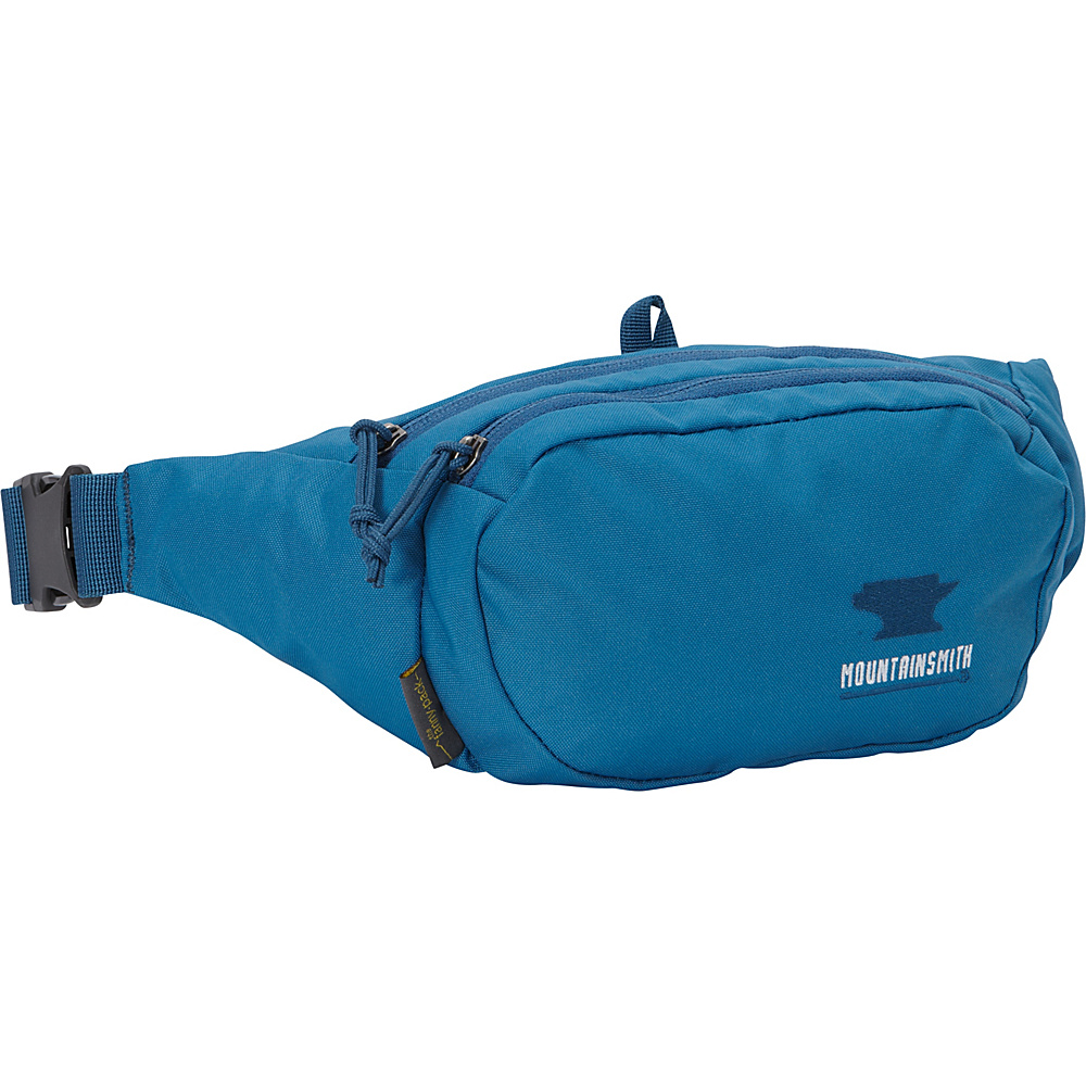 Mountainsmith The Fanny Pack Glacier Blue Mountainsmith Waist Packs