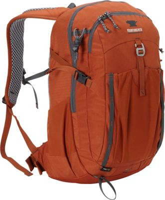 Mountainsmith Approach 25 Hiking Backpack Burnt Ochre - Mountainsmith Day Hiking Backpacks