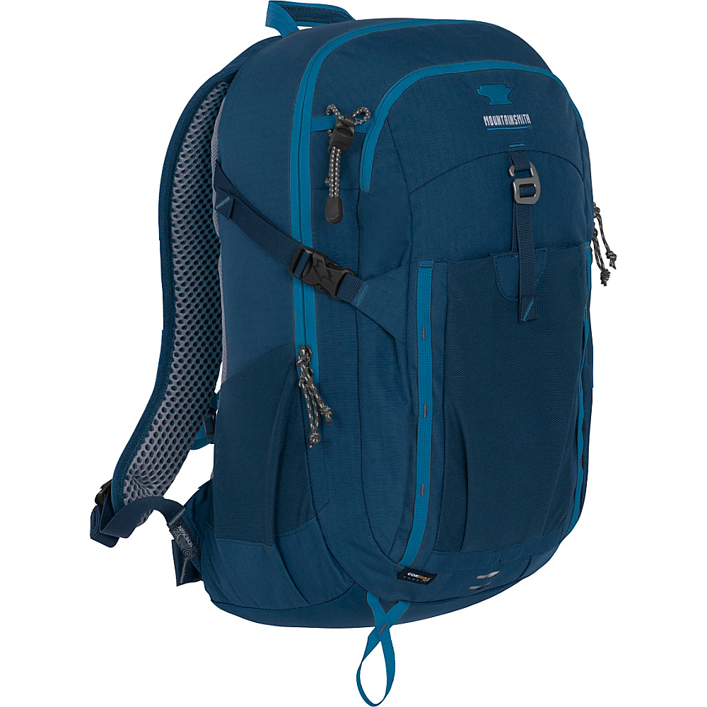 Mountainsmith Approach 25 Hiking Backpack Moroccan Blue Mountainsmith Day Hiking Backpacks