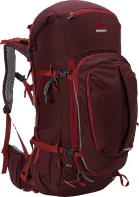 Mountainsmith Lariat 55 Womens Hiking Backpack Huckleberry - Mountainsmith Day Hiking Backpacks