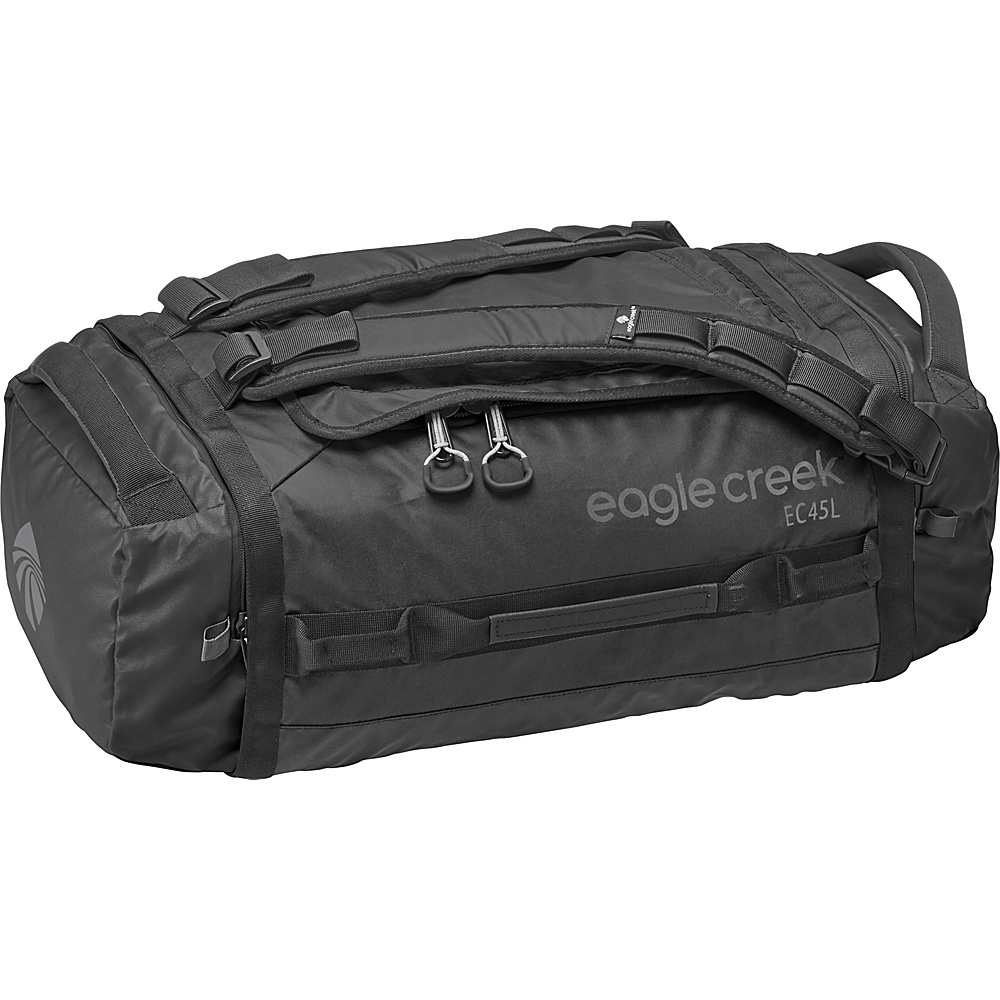Eagle Creek Cargo Hauler Duffel 45L / S Black - Eagle Creek Outdoor Duffels - Duffels, Outdoor Duffels