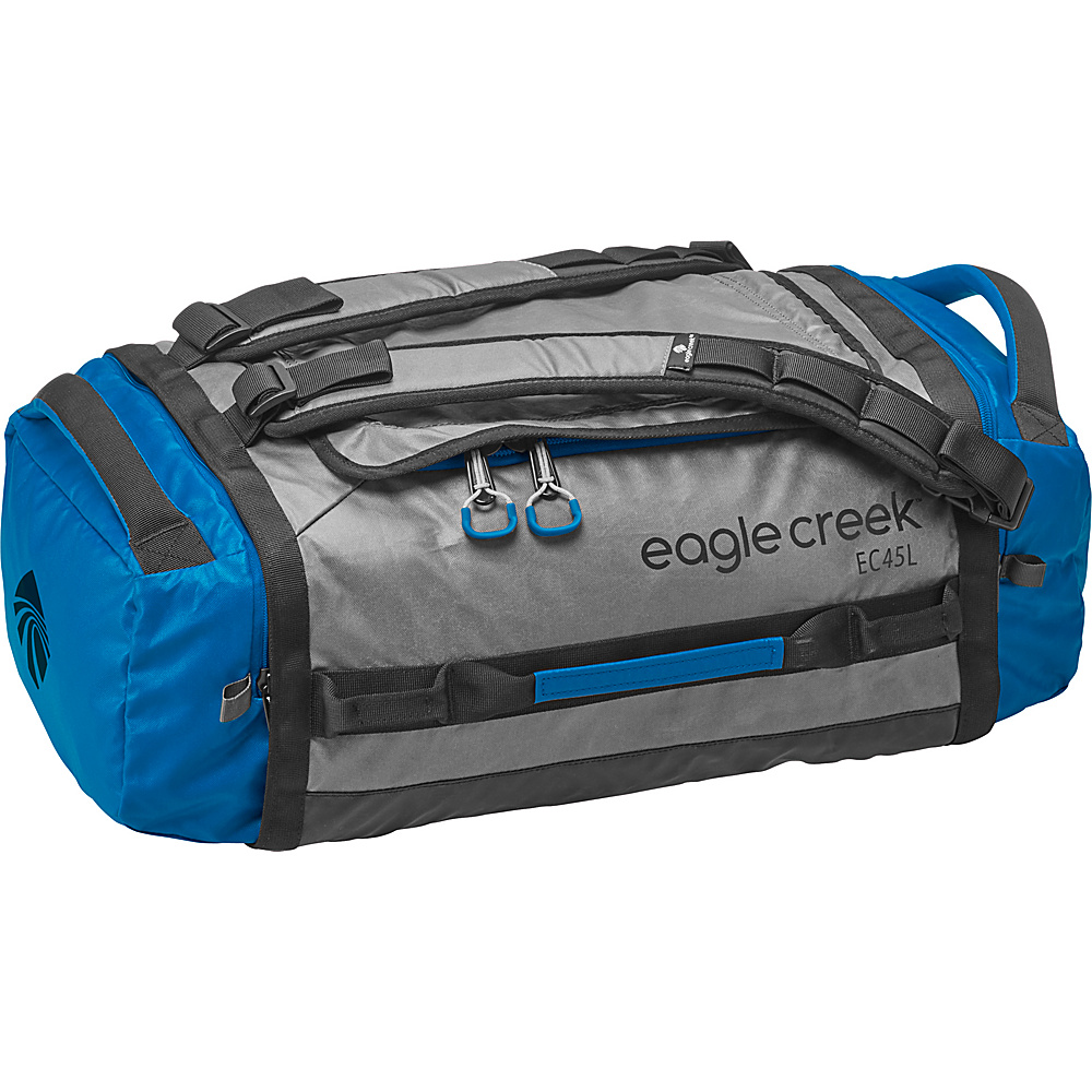 Eagle Creek Cargo Hauler Duffel 45L / S Blue/Grey - Eagle Creek Outdoor Duffels - Duffels, Outdoor Duffels