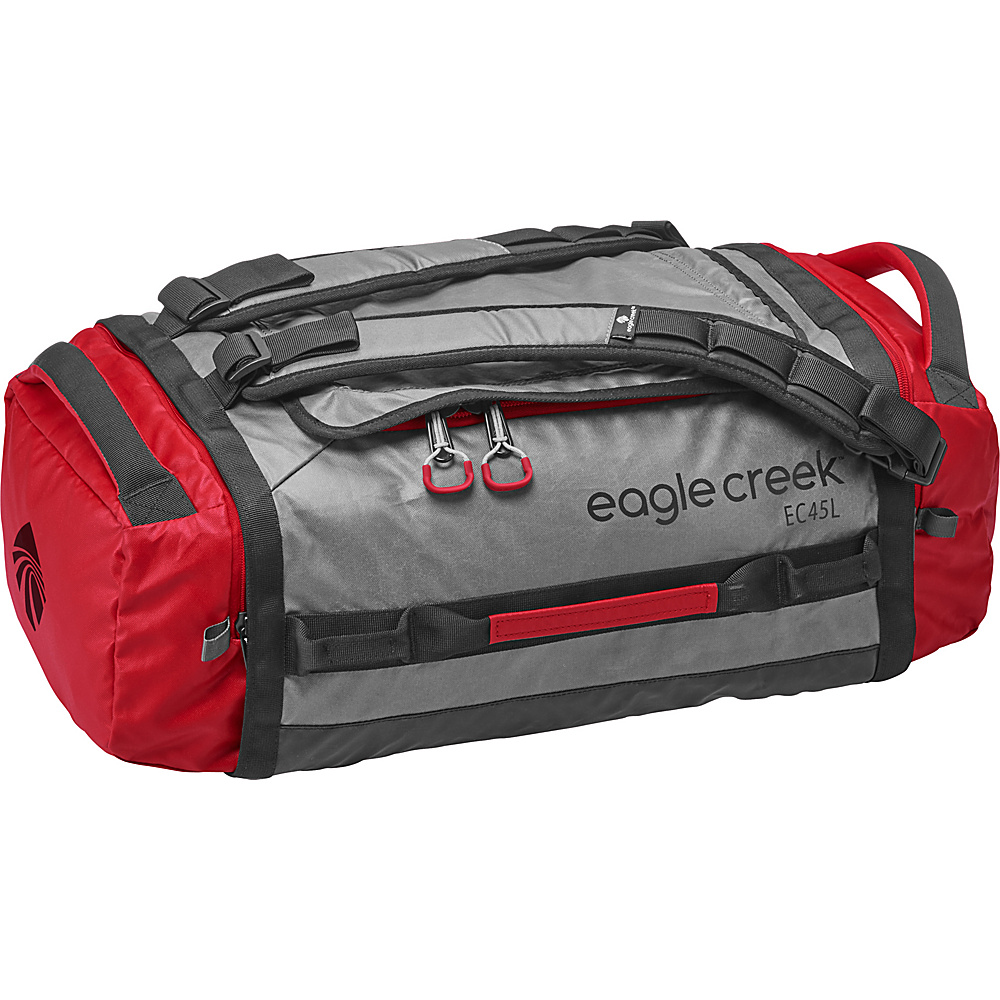 Eagle Creek Cargo Hauler Duffel 45L / S Cherry/Grey - Eagle Creek Outdoor Duffels - Duffels, Outdoor Duffels