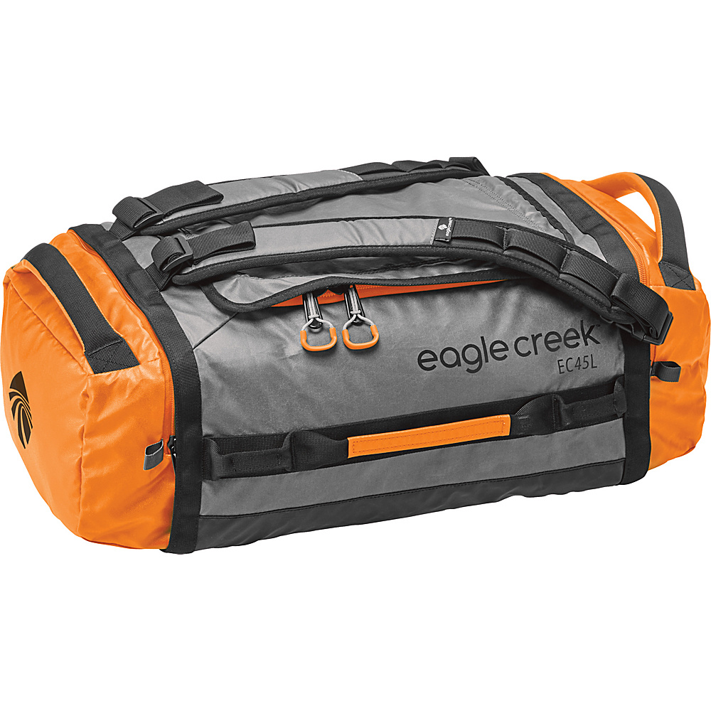 Eagle Creek Cargo Hauler Duffel 45L / S Orange/Grey - Eagle Creek Outdoor Duffels - Duffels, Outdoor Duffels