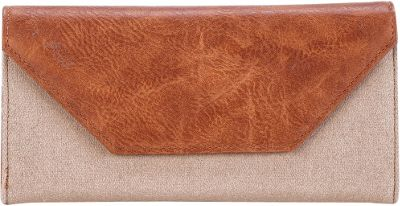Something Strong Tri Fold Carrying Case Brown - Something Strong Men's Wallets