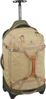 Eagle Creek Load Warrior 26 Duffel Bag Tan/Olive - Eagle Creek Softside Checked