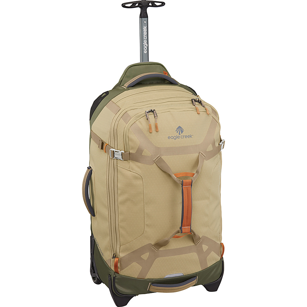 Eagle Creek Load Warrior 26 Duffel Bag Tan/Olive - Eagle Creek Softside Checked - Luggage, Softside Checked