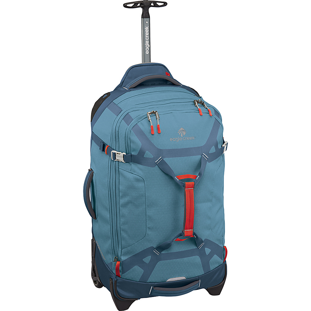 Eagle Creek Load Warrior 26 Duffel Bag Smokey Blue - Eagle Creek Softside Checked - Luggage, Softside Checked