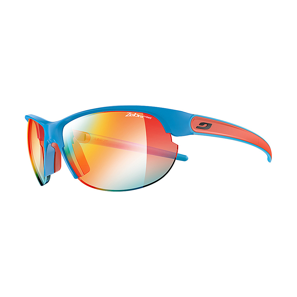 Julbo Breeze With Zebra Light Lens Blue Coral Julbo Sunglasses