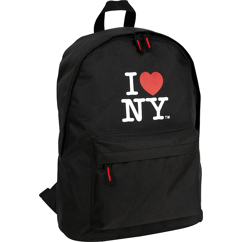 J World New York ILNY Backpack Black - J World New York Everyday Backpacks - Backpacks, Everyday Backpacks