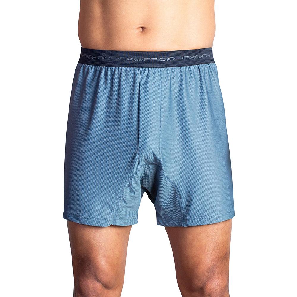 ExOfficio Give-N-Go Boxer L - Charcoal - ExOfficio Mens Apparel - Apparel & Footwear, Men's Apparel