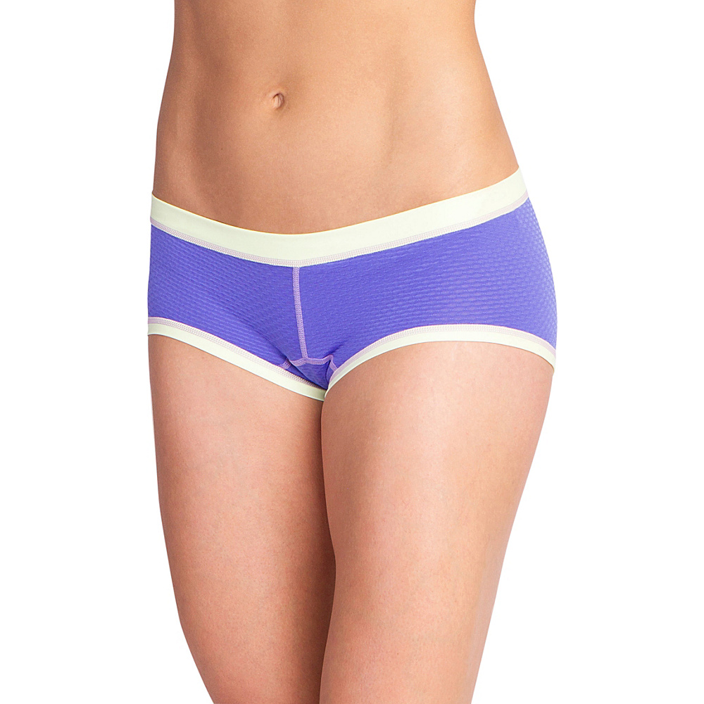 ExOfficio Give-N-Go Sport Mesh Hipkini XS - Blue Iris - ExOfficio Womens Apparel - Apparel & Footwear, Women's Apparel