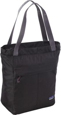 Patagonia Headway Tote Black - Patagonia Fabric Handbags
