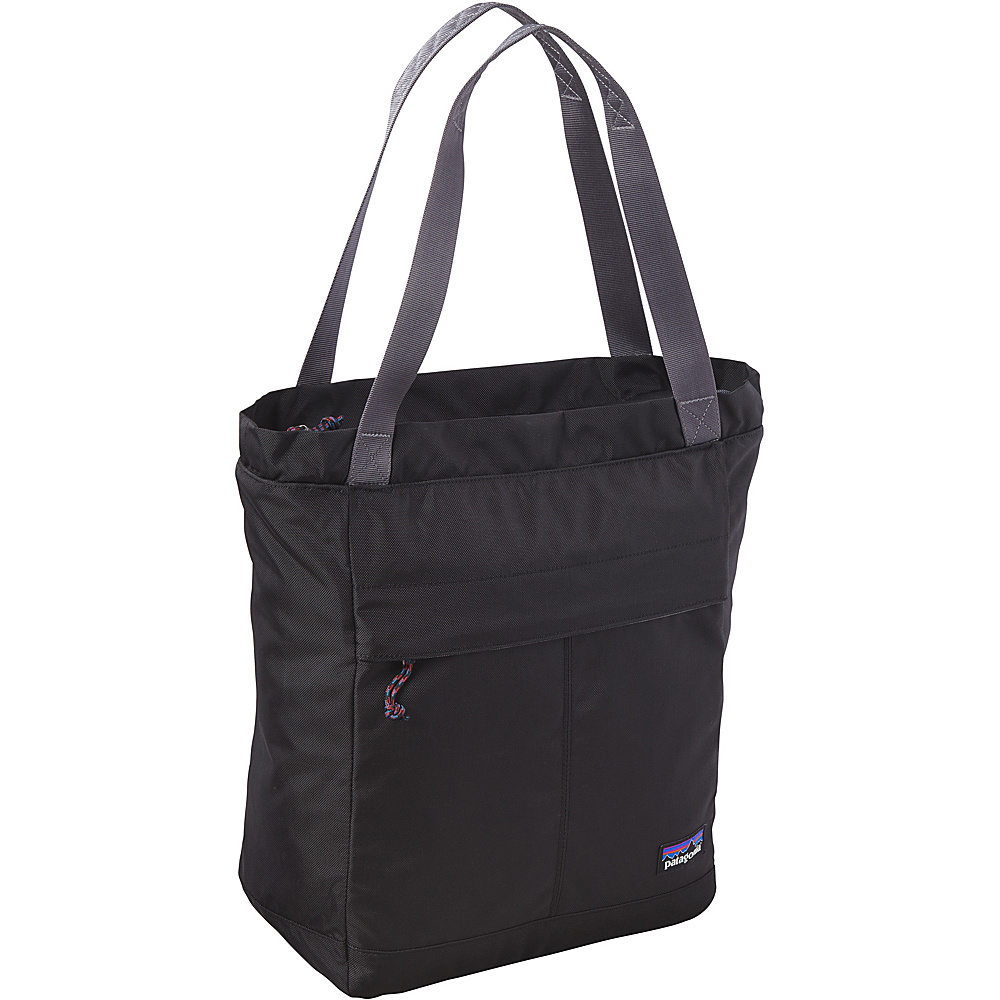 Patagonia Headway Tote Black Patagonia Fabric Handbags