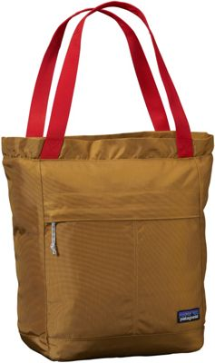 Patagonia Headway Tote Oaks Brown - Patagonia Fabric Handbags
