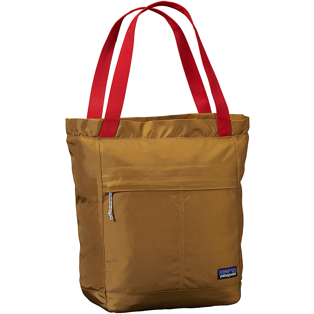 Patagonia Headway Tote Oaks Brown Patagonia Fabric Handbags