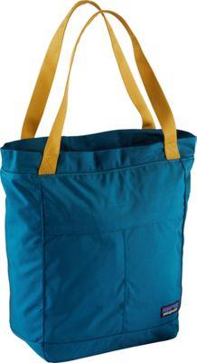 Patagonia Headway Tote Big Sur Blue - Patagonia Fabric Handbags