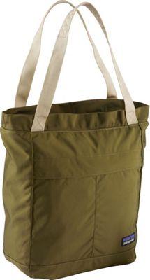 Patagonia Headway Tote Gorge Green - Patagonia Fabric Handbags 10525371