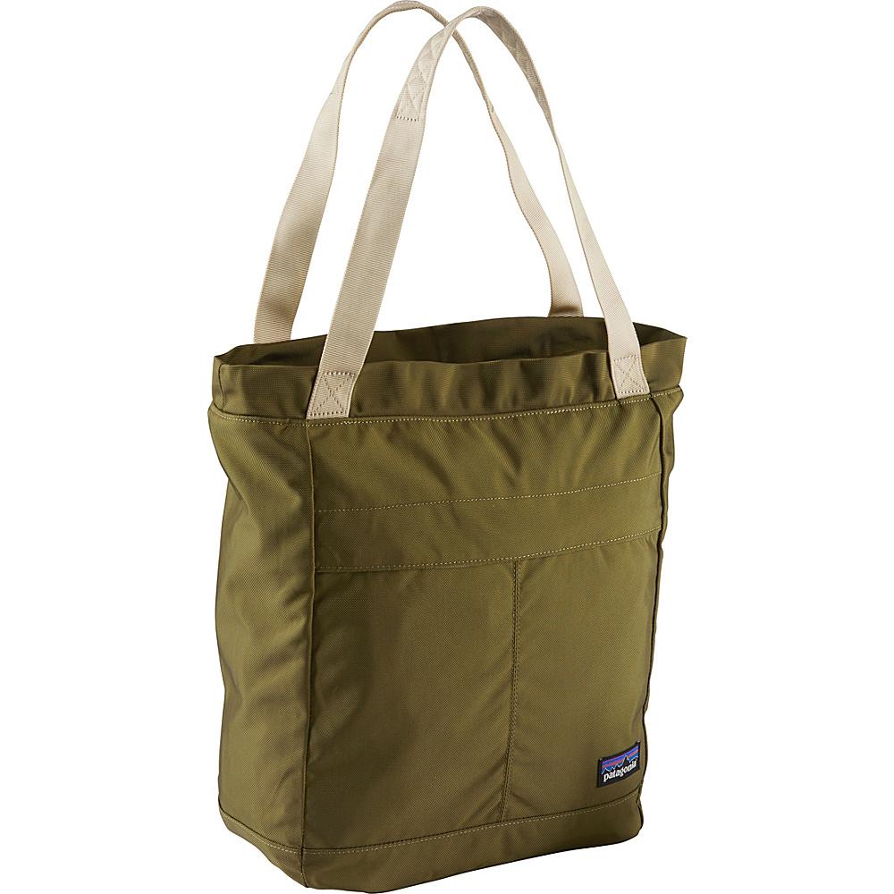Patagonia Headway Tote Gorge Green - Patagonia Fabric Handbags - Handbags, Fabric Handbags