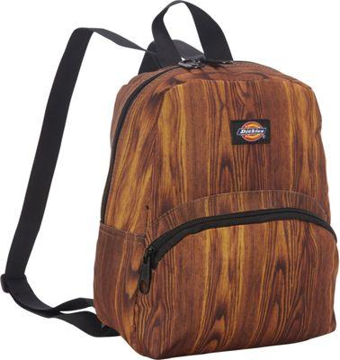 Dickies Mini Mini Festival Backpack Woodgrain - Dickies Everyday Backpacks