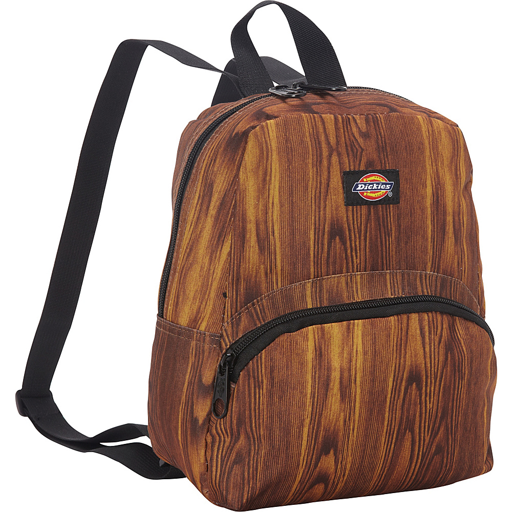 Dickies Mini Mini Festival Backpack Woodgrain Dickies Everyday Backpacks