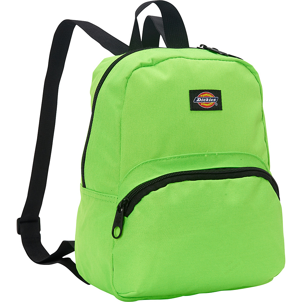 Dickies Mini Mini Festival Backpack Neon Green Dickies Everyday Backpacks