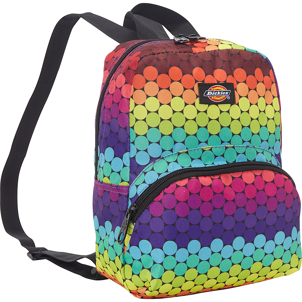 Dickies Mini Mini Festival Backpack Rainbow Bubble Dots Dickies Everyday Backpacks