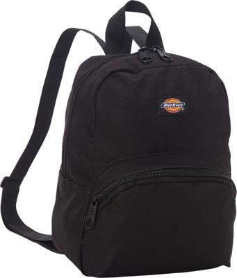 Dickies Mini Mini Festival Backpack Black - Dickies Everyday Backpacks