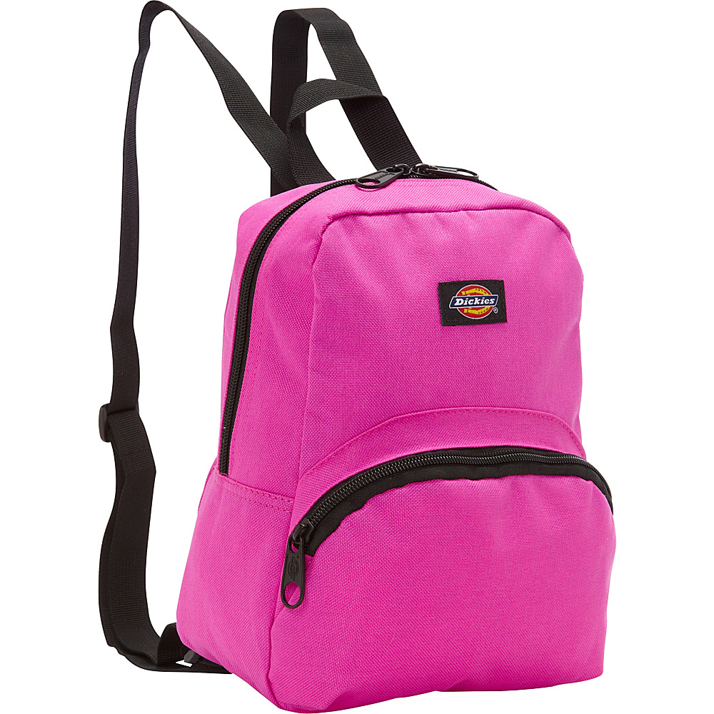 Dickies Mini Mini Festival Backpack Neon Raspberry Dickies Everyday Backpacks