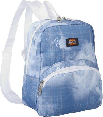 Dickies Mini Mini Festival Backpack Bleach Linen - Dickies Everyday Backpacks