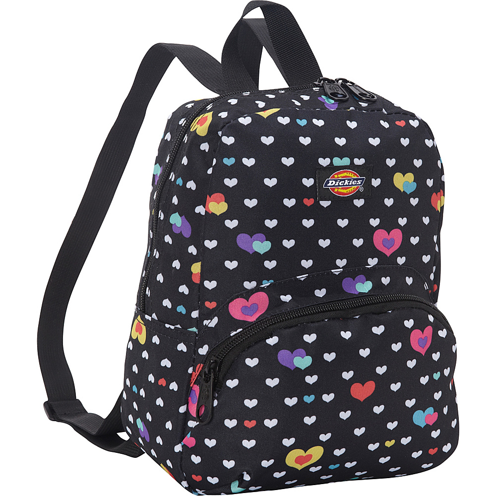 Dickies Mini Mini Festival Backpack Black Heatbeat Dickies Everyday Backpacks