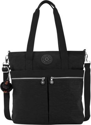 Kipling Pammie Tote Black - Kipling Gym Bags