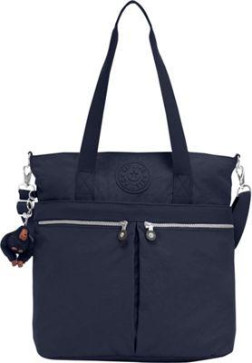 Kipling Pammie Tote True Blue - Kipling Gym Bags