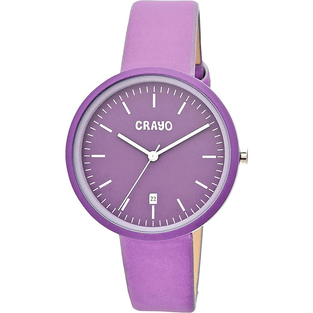 Crayo Easy Ladies Watch Lavender Crayo Watches