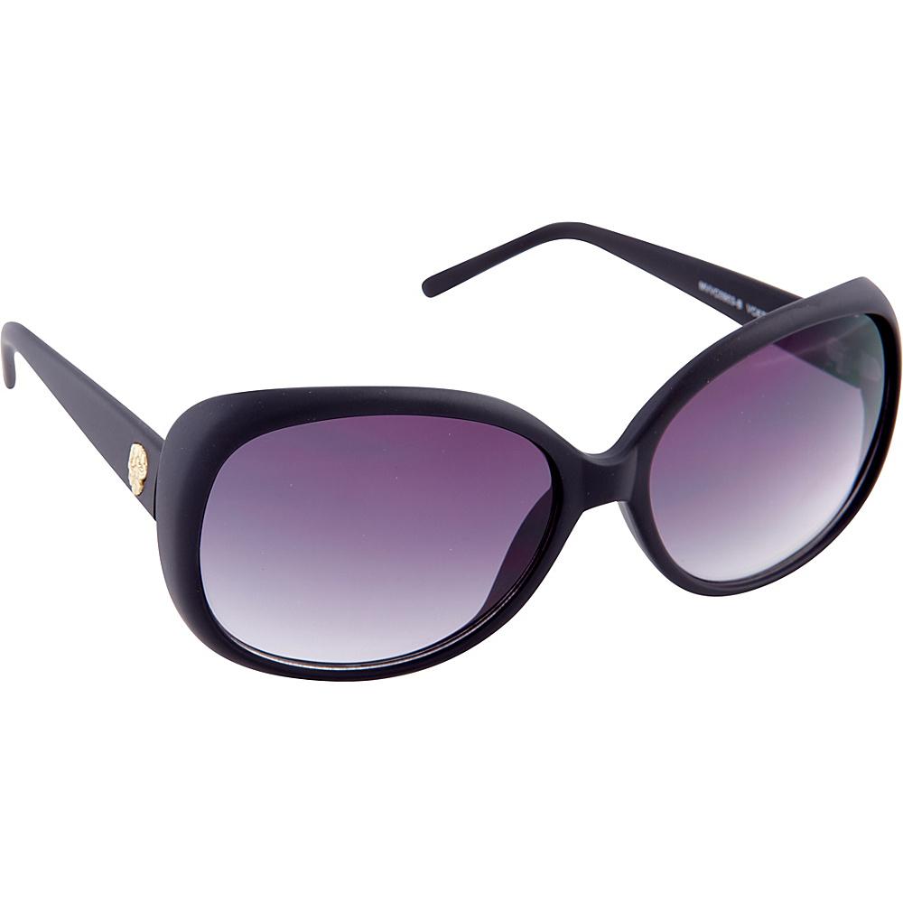 Vince Camuto Eyewear VC677 Sunglasses Black Vince Camuto Eyewear Sunglasses