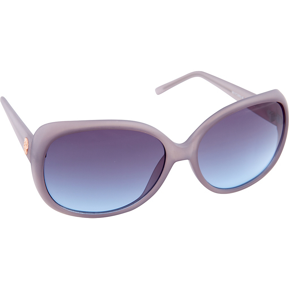 Vince Camuto Eyewear VC677 Sunglasses Grey Vince Camuto Eyewear Sunglasses