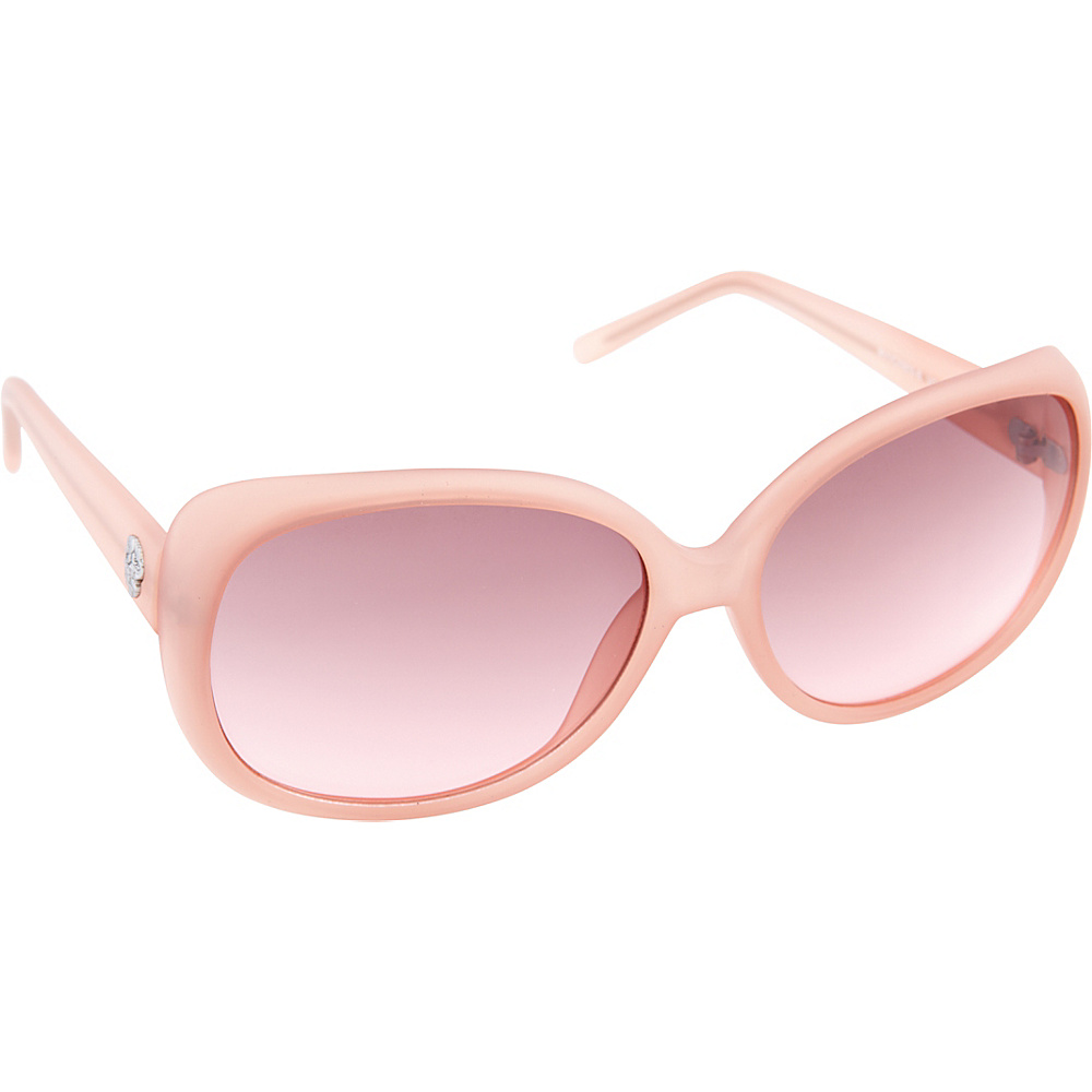 Vince Camuto Eyewear VC677 Sunglasses Pink Vince Camuto Eyewear Sunglasses