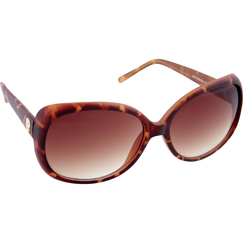 Vince Camuto Eyewear VC677 Sunglasses Tortoise Vince Camuto Eyewear Sunglasses