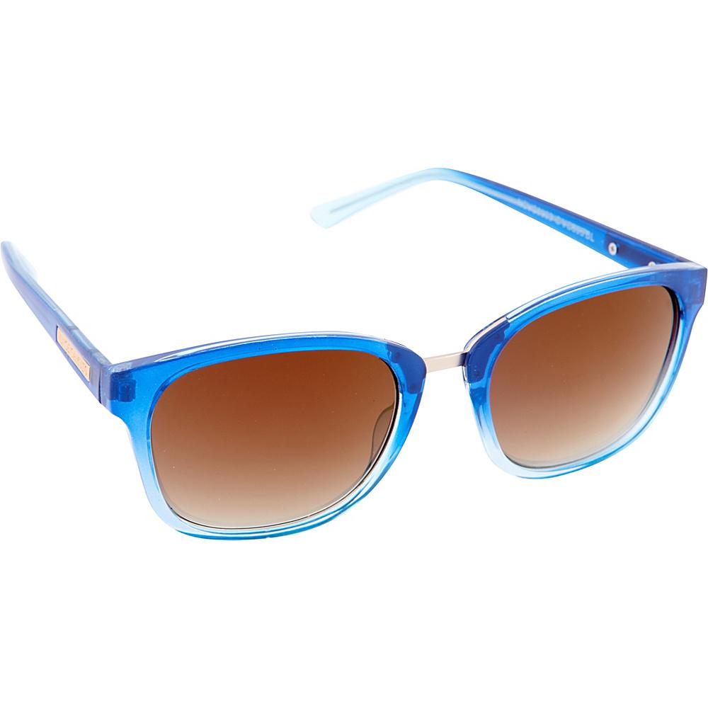 Vince Camuto Eyewear VC695 Sunglasses Blue Vince Camuto Eyewear Sunglasses