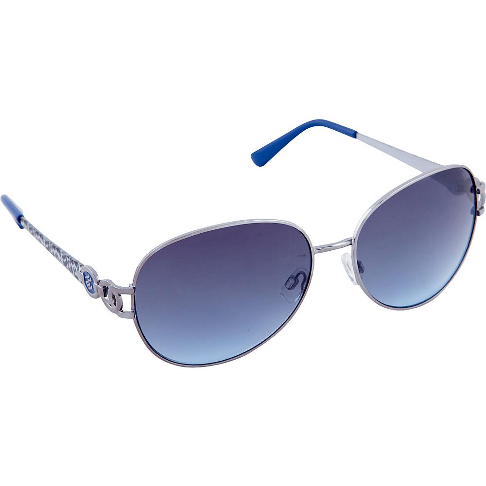 Rocawear Sunwear R568 Women s Sunglasses Silver Blue Rocawear Sunwear Sunglasses