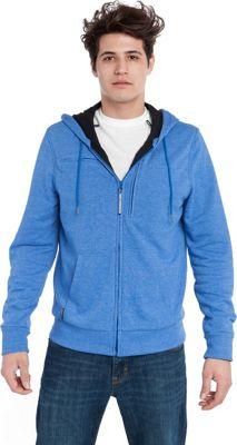 BAUBAX SWEATSHIRT S - Blue - BAUBAX Men's Apparel