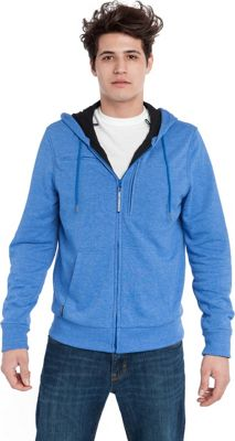 BAUBAX SWEATSHIRT M - Blue - BAUBAX Men's Apparel