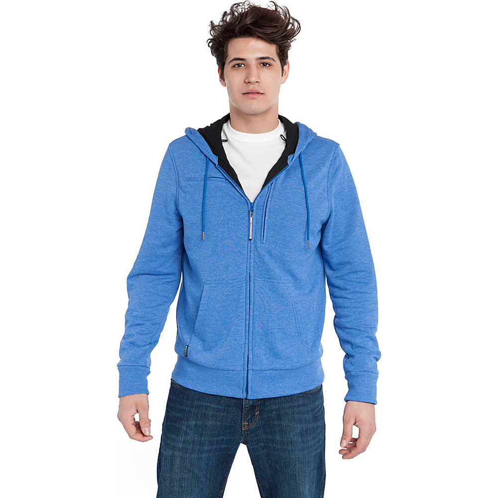 BAUBAX SWEATSHIRT 3XL Blue BAUBAX Men s Apparel
