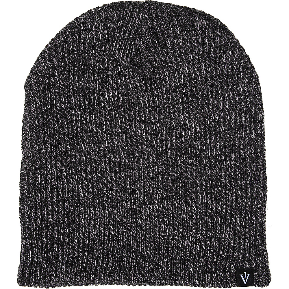 1Voice Winter Beanie Black Grey 1Voice Hats Gloves Scarves